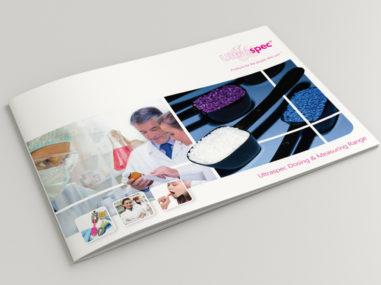 Brochure for medical client